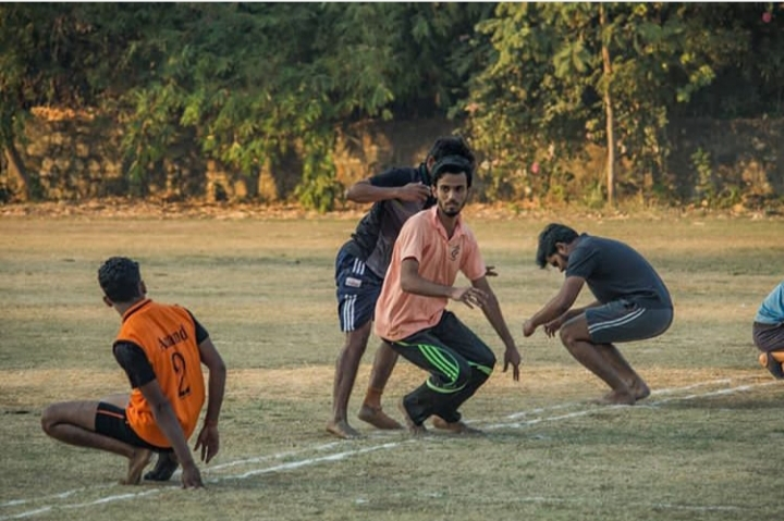 Kho-kho tournamnet underway