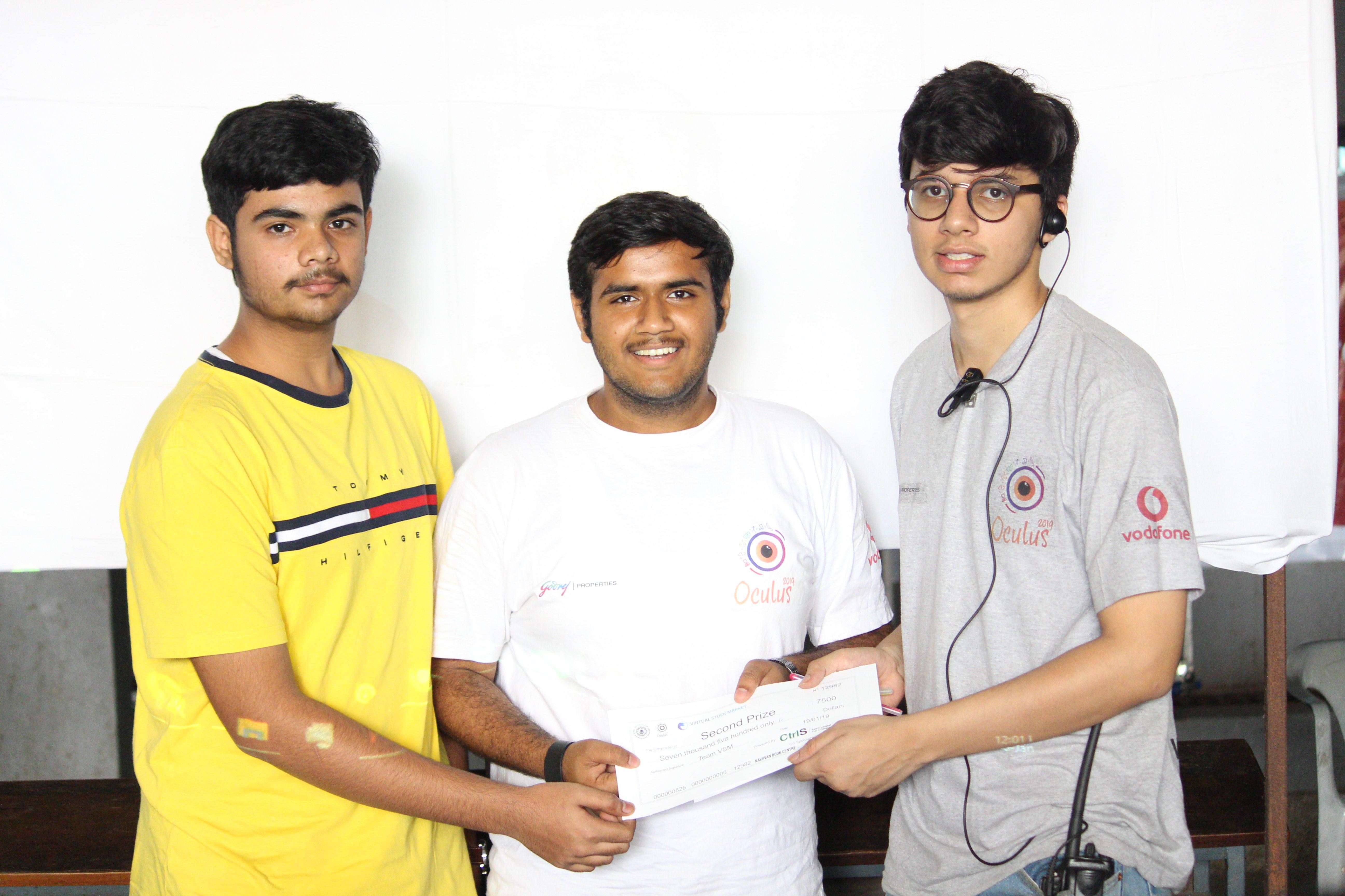 Winners of VSM