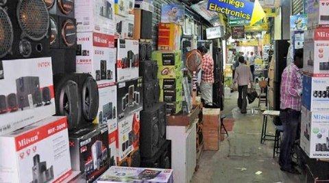 Lamington Road, South Mumbai